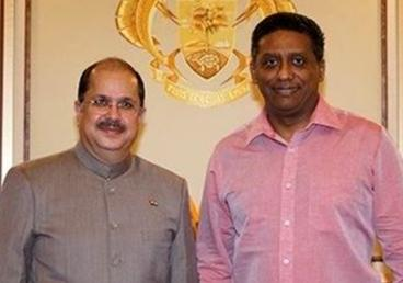 High Commission of India in Seychelles hands ...