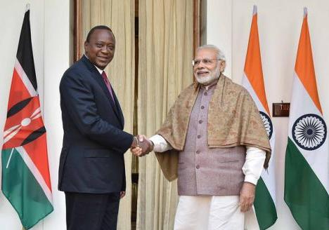 India-Kenya Trade and Investment Promotion Event in Nairobi (Kenya) ...