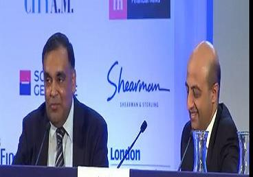 High Commissioner in conversation with Lord Jitesh Gadhia on 'Building on the U.K. an...