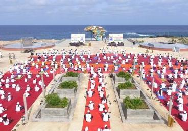 IDY 2017 celebration in Dakar