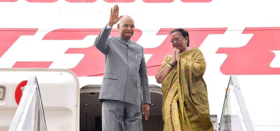 President departs for 3-Nation State Visit to Croatia, Bolivia and Chile