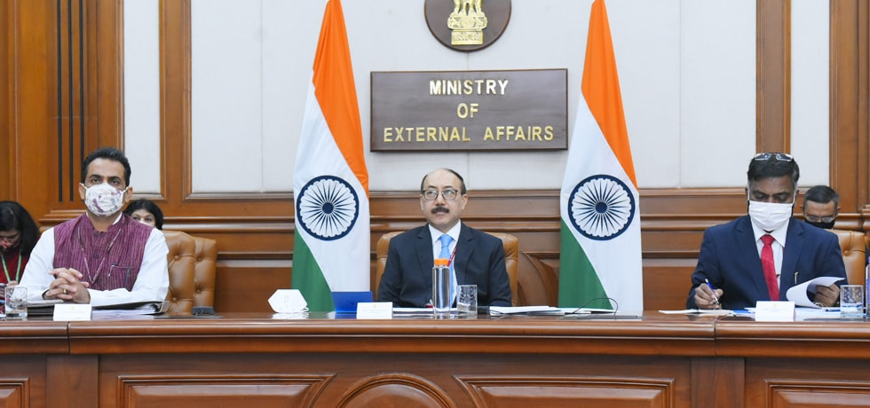 Foreign Secretary participates in India-France-Australia Trilateral Dialogue
