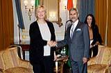 Visit of External Affairs Minister to Italy