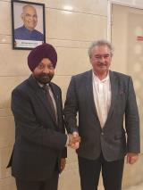 Visit of Minister of Foreign & European Affairs of the Grand Duchy of Luxembourg to India (January 27-29, 2020)