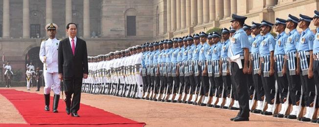 वियतनाम के राष्ट्रपति की भारत की राजकीय यात्रा (मार्च 2-4, 2018)