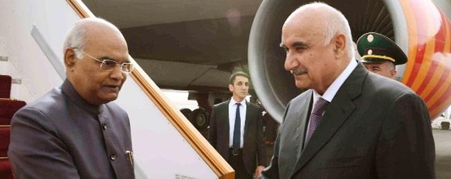राष्ट्रपति की ताजिकिस्तान की राजकीय यात्रा (अक्टूबर 7-9, 2018)