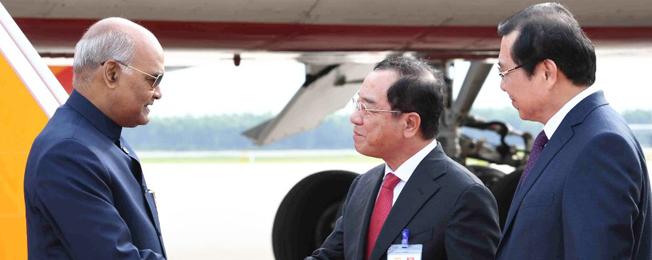 राष्ट्रपति की वियतनाम और ऑस्ट्रेलिया की राजकीय यात्रा (नवंबर 18-24, 2018)