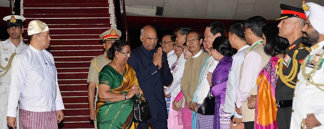 State Visit of President to Myanmar (December 10-14, 2018)