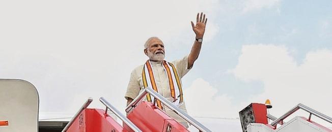 Visit of Prime Minister to Maldives and Sri Lanka (June 08-09, 2019)