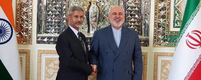 विदेश मंत्री की ईरान यात्रा (22-23 दिसंबर, 2019)