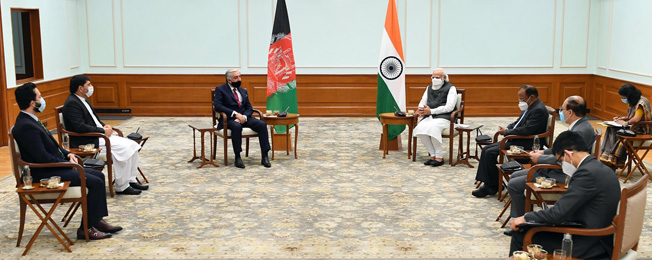 Official Visit of Chairman of the High Council of National Reconciliation of Afghanistan (October 06-11, 2020)