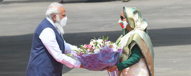 प्रधानमंत्री का बांग्लादेश दौरा (मार्च 26-27, 2021)