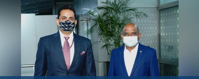 मालदीव के विदेश मंत्री का भारत दौरा (14-17 अप्रैल, 2021)