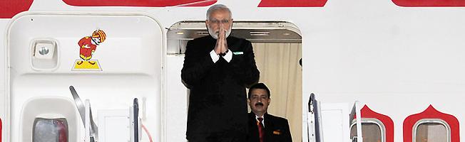 Visit of Prime Minister to USA (September 23-28, 2015)