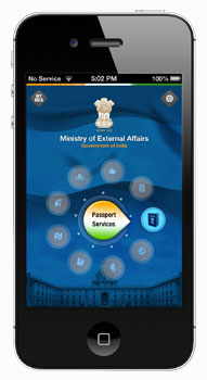 Ministry of External Affairs Mobile App