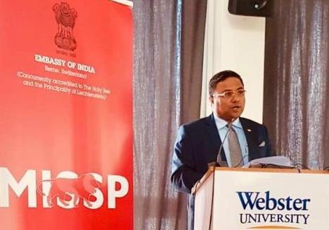 'Doing Business with India' organized by Webs...