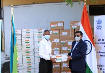 Ambassador handed over gift of life-saving me...