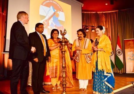 FESTIVAL OF INDIA ZURICH (Switzerland)