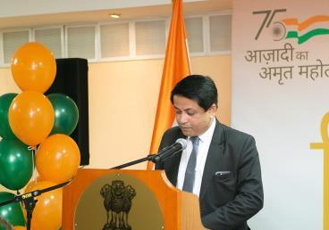 Embassy of India Minsk celebrated ITEC Day-20...