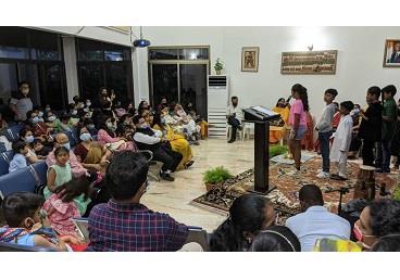 Celebration of Hindi Diwas 2021 (Cote d Ivoire [Ivory Coast]) ...
