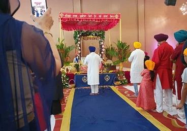 Commemoration of 550th Birt Anniversary of Guru Nanak DevJi in Cote d'Ivoire (Cote d ...