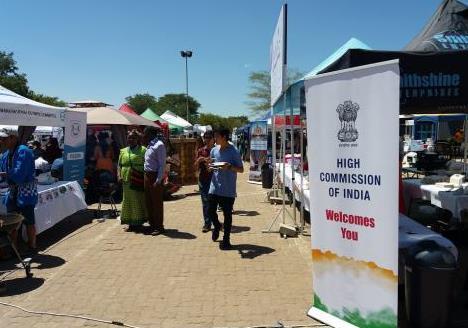 Gaborone - International Food Festival on 16....