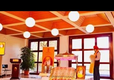 GURU NANAK DEV JI 550TH BIRTH ANNIVERSARY CELEBRATIONS IN SWITZERLAND ON NOV 30. (Swi...