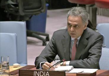 Statement by Mr.Sandeep Kumar Bayyapu, First Secretary, At UNGA on Report of Security...