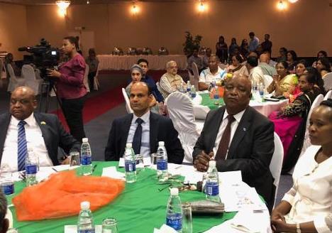 Gaborone - Symposium on Gujarat on 8.10.2018 (Botswana) ...