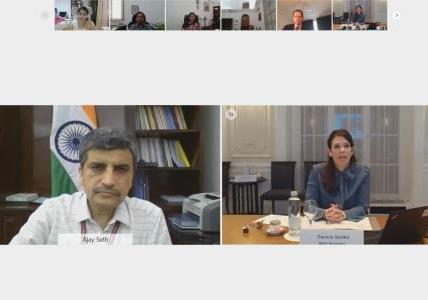 4th India-Switzerland Financial Dialogue was held on 11 May, 2021 in virtual format. ...