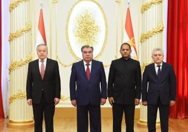 Tajikistan: Expanding Economic Cooperation (T...