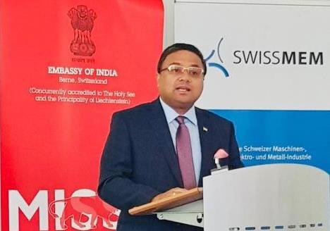 Momentum in India-Swiss SMEs Program: Worksho...