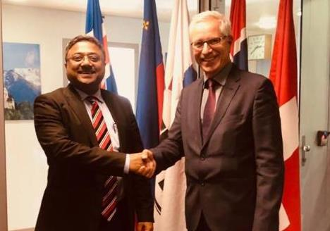 INDIA-EFTA COOPERATION (Switzerland)