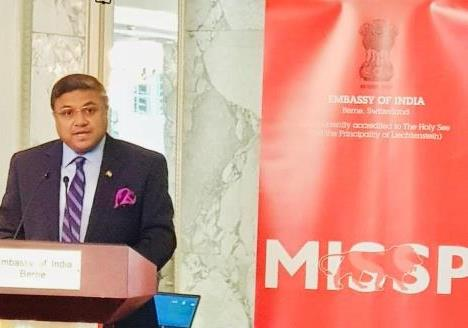 MISSP 2.0 (Momentum in India-Swiss SMEs Program) Workshop with focus on Cleantech, Sm...