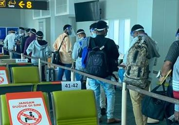 11th Chartered Flight for repatriation of Ind...
