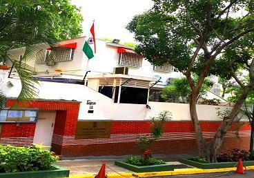Ambassador H.E. Shri Abhishek Singh called on the Executive Vice President of the Bol...