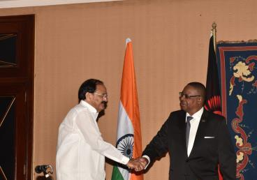 54th - 56th Know India Programme (Malawi)
