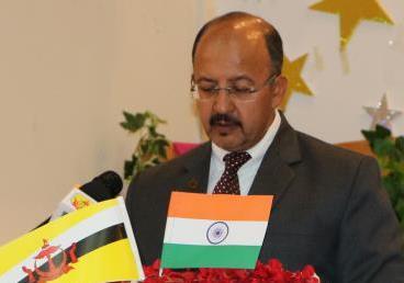 World Hindi Day 2020 celebrated in Brunei Dar...