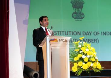 Malta -Celebrations of Constitution Day of India (Malta) ...