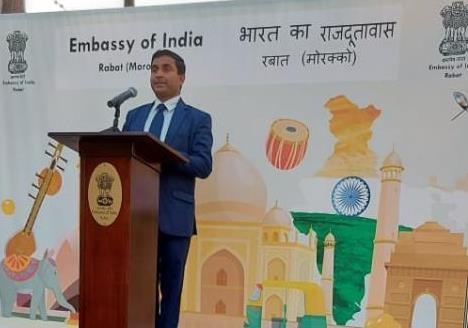 Indian Embassy in Rabat Celebrates ITEC DAY (Morocco) ...