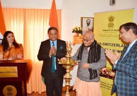 INDIA - SWITZERLAND AYURVEDA SUMMIT ON 16th F...